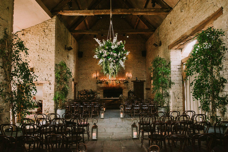 Cotswold Rustic Wedding Barn