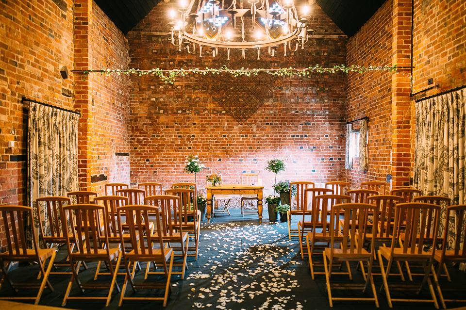 Curradine Barns Barn Venue West Midlands