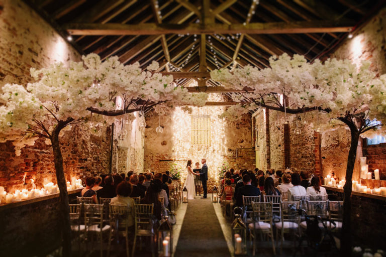 The Normans Yorks Barn Wedding venue